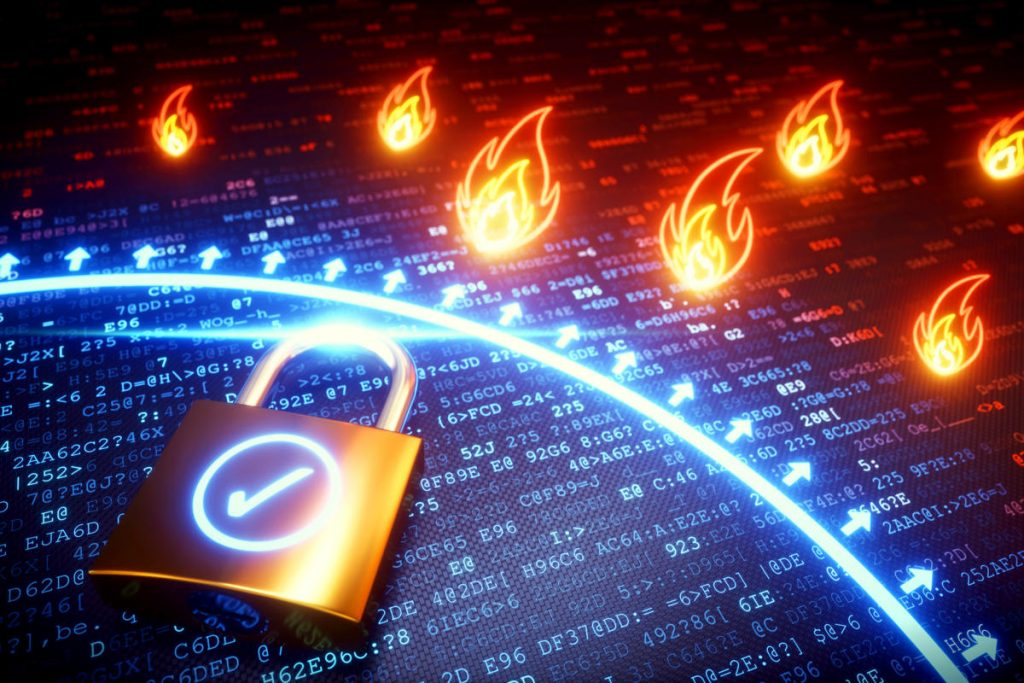 Protect yourself by installing an Internet firewall in your devices