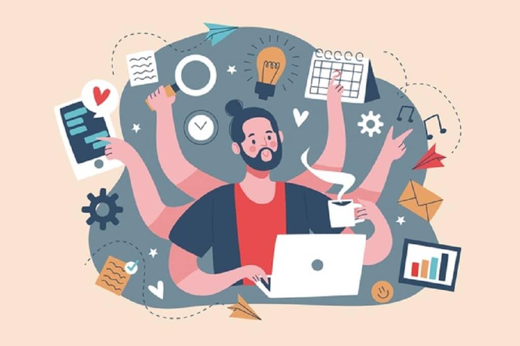 Stop Multitasking when working