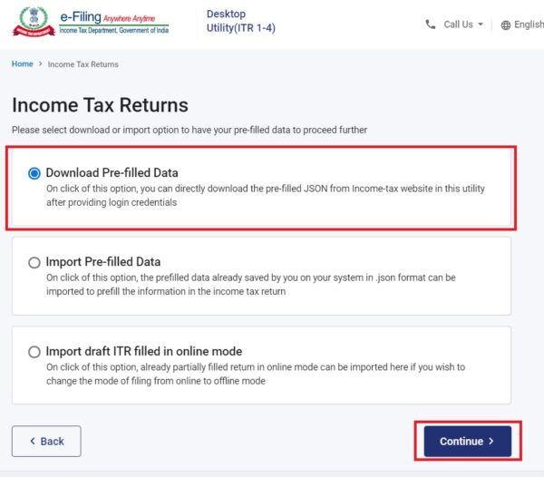 File your tax returns easily using the new Indian Income Tax initiative this year